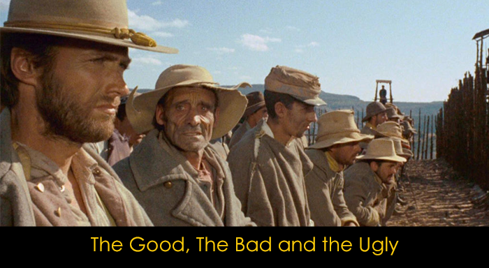 En İyi Western Filmleri - The Good, The Bad and The Ugly