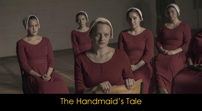 En iyi gerilim dizileri - The Handmaid's Tale
