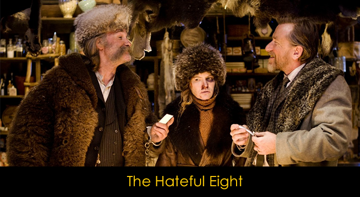 Tarantino Filmleri - The Hateful Eight
