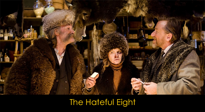 En İyi Western Filmleri - The Hateful Eight