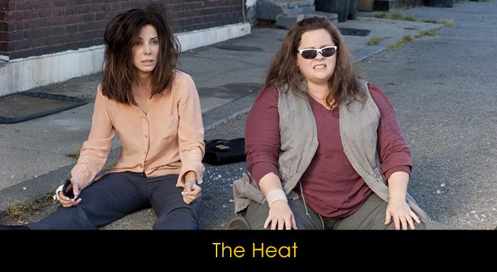 Sandra Bullock Filmleri - The Heat
