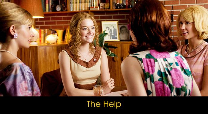 Emma Stone Filmleri - The Help