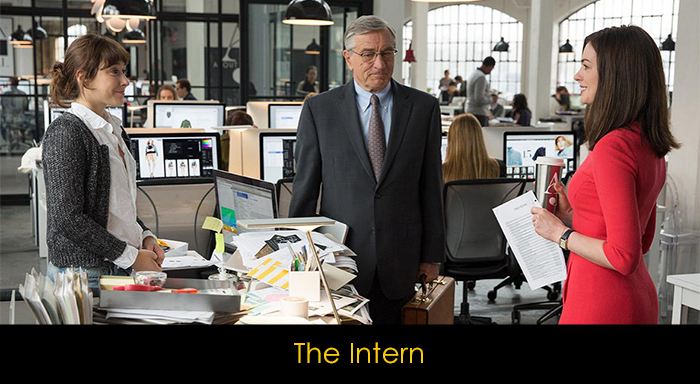 Anne Hathaway Filmleri - The Intern