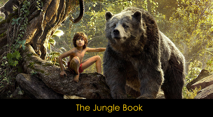 En İyi Aile Filmleri - The Jungle Book