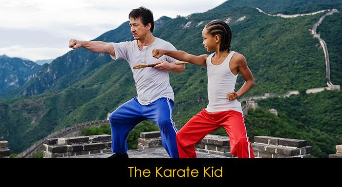 En İyi Aile Filmleri - The Karate Kid
