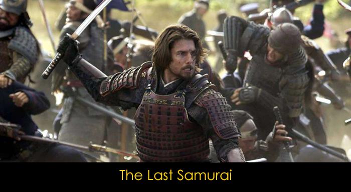 En İyi Tom Cruise Filmleri - The Last Samurai