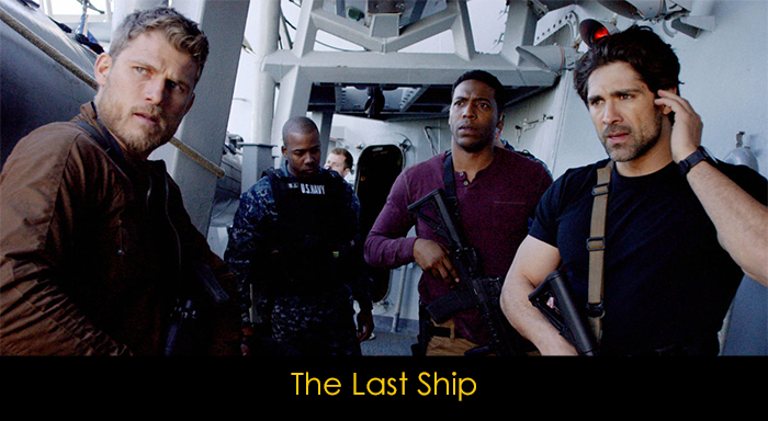 En İyi Zombi Filmleri - The Last Ship