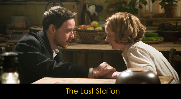 James McAvoy Filmleri - The Last Station