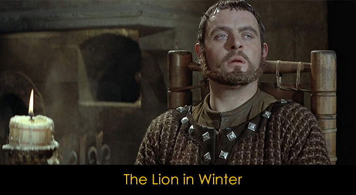 Anthony Hopkins Filmleri - The Lion in Winter