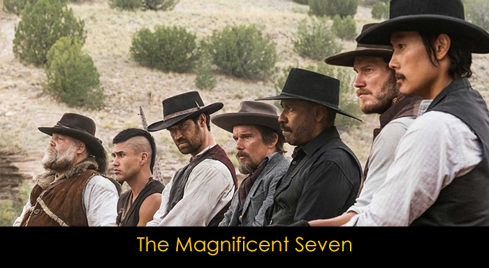 En İyi Western Filmleri - The Magnificent Seven