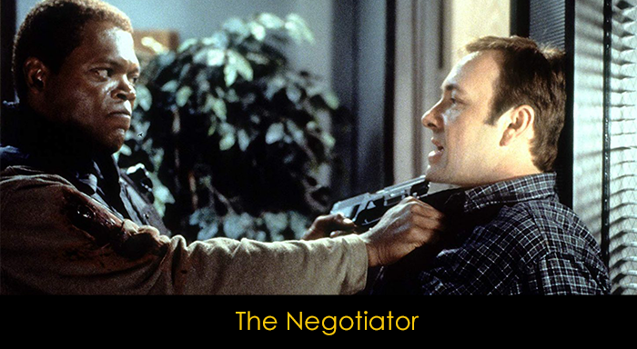 Kevin Spacey Filmleri - The Negotiator