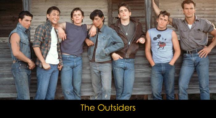 En İyi Tom Cruise Filmleri - The Outsiders