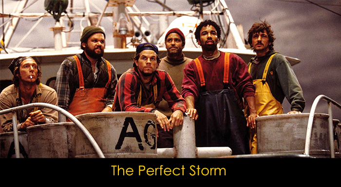 En İyi George Clooney filmleri - The Perfect Storm