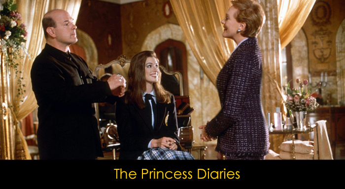 Anne Hathaway Filmleri - The Princess Diaries