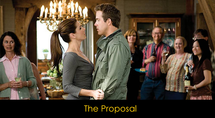 Sandra Bullock Filmleri - The Proposal