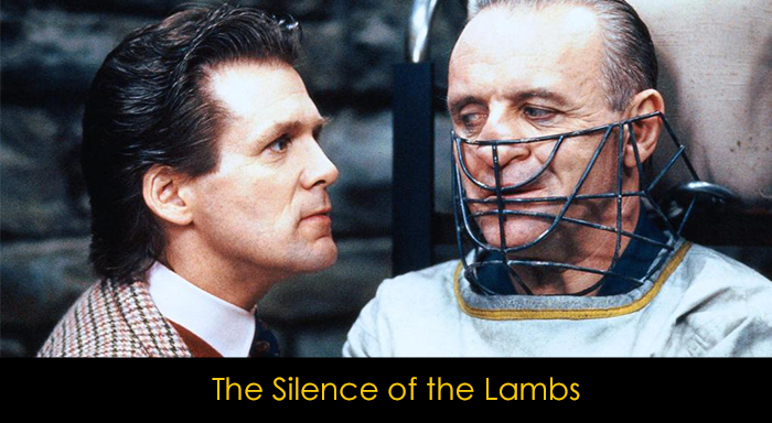 Anthony Hopkins Filmleri - The Silence of the Lambs