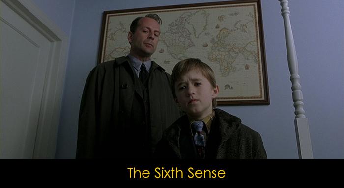 En İyi Gizem Filmleri - The Sixth Sense