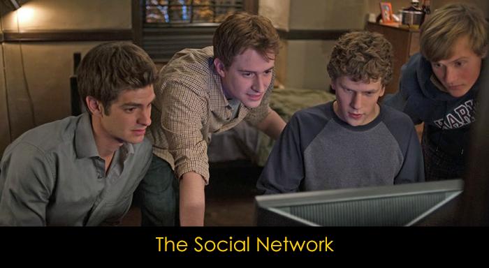 David Fincher filmleri - The Social Network