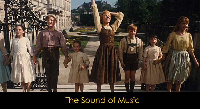 En İyi Aile Filmleri - The Sound of Music