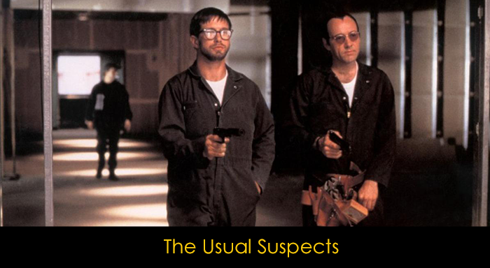 Kevin Spacey Filmleri - The Usual Suspects