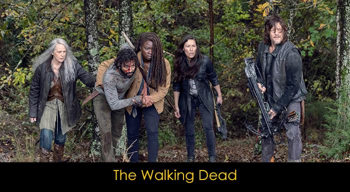 En iyi gerilim dizileri - The Walking Dead