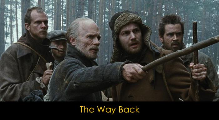 Yolculuk Filmleri - The Way Back