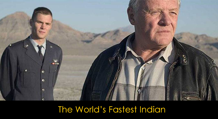 Anthony Hopkins Filmleri - The World's Fastest Indian