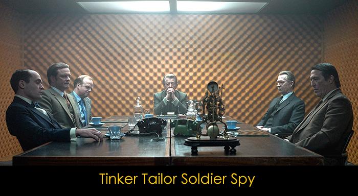 En İyi Ajanlık Filmleri - Tinker Tailor Soldier Spy