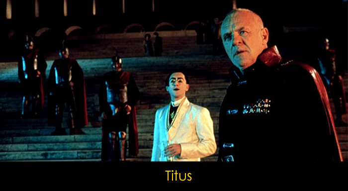 Anthony Hopkins Filmleri - Titus
