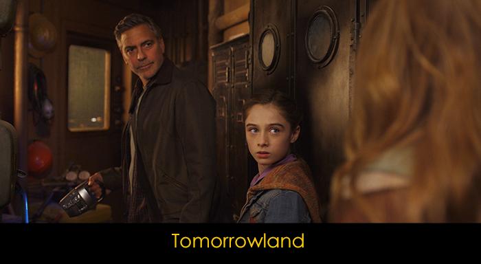 En İyi George Clooney filmleri - Tomorrowland