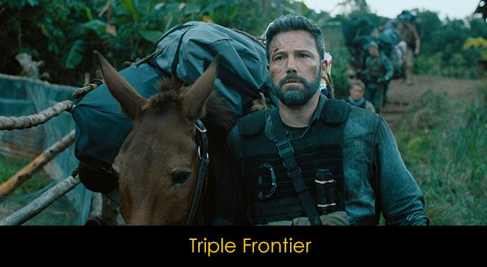 Ben Affleck Filmleri - Triple Frontier
