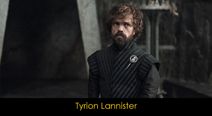 Game of Thrones Oyuncuları - Tyrinon Lannister