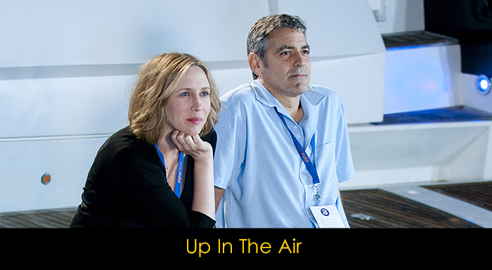 En İyi George Clooney filmleri - Up In The Air
