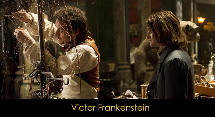 James McAvoy Filmleri - Victor Frankenstein