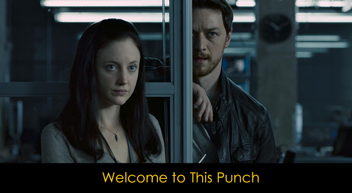 James McAvoy Filmleri - Welcome to This Punch