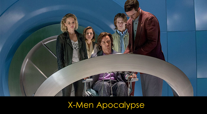 James McAvoy Filmleri - X-Men: Apocalypse