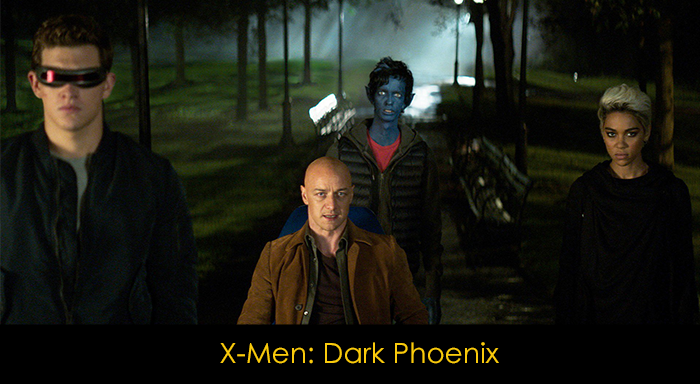 James McAvoy Filmleri - X-Men: Dark Phoenix