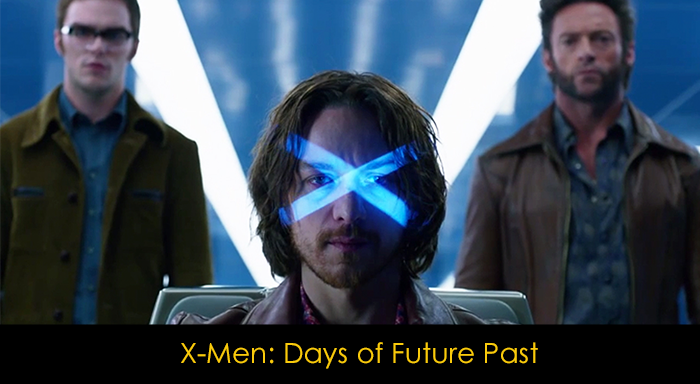 James McAvoy Filmleri - X-Men: Days of Future Past