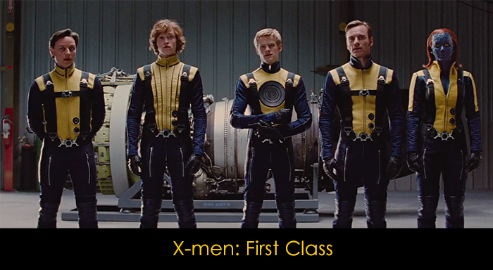 James McAvoy Filmleri - X-Men: First Class