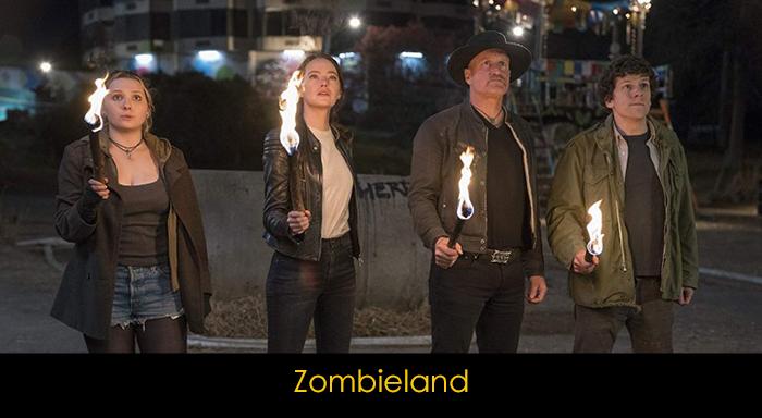 Emma Stone Filmleri - Zombieland