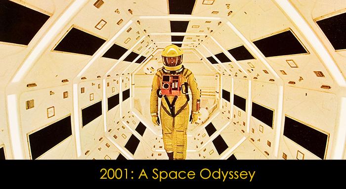 En İyi Bilimkurgu Filmleri - 2001: A Space Odyssey