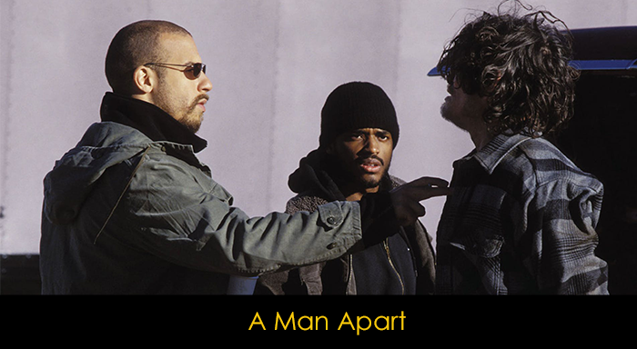 Vin Diesel Filmleri - A Man Apart