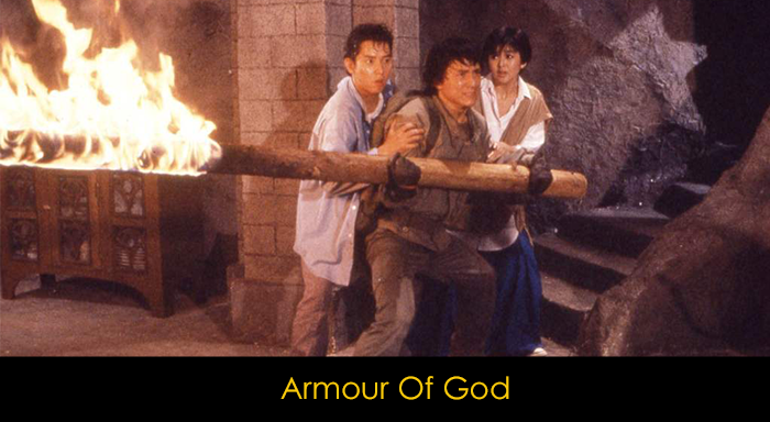 Jackie Chan Filmleri - Armour of God