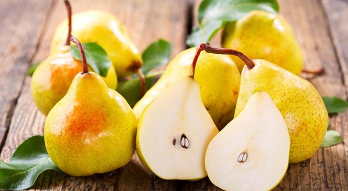 Ekim ayı meyveleri - armut