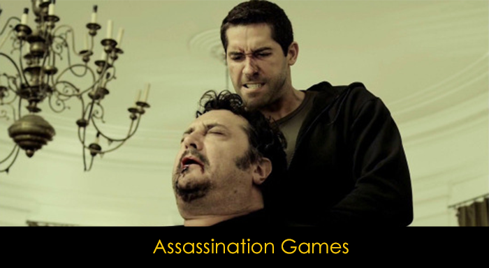 Scott Adkins Filmleri - Assassination Games
