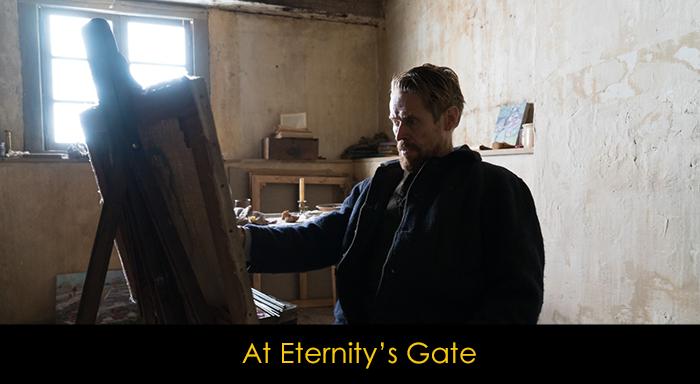 Willem Dafoe Filmleri - At Eternity's Gate