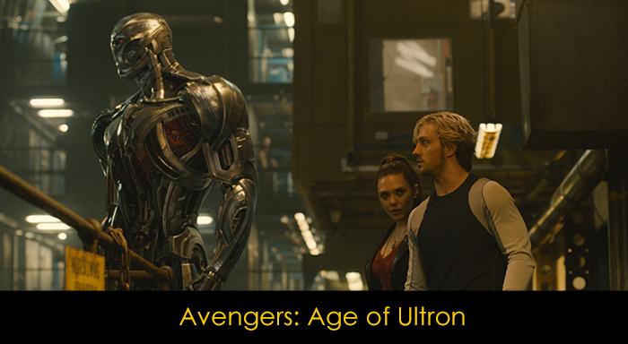 En fazla hasılatlı 10 film - Avengers: Age of Ultron