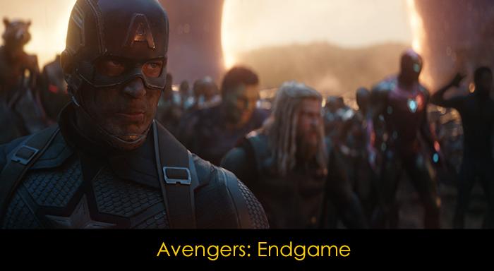 En fazla hasılatlı 10 film - Avengers: Endgame