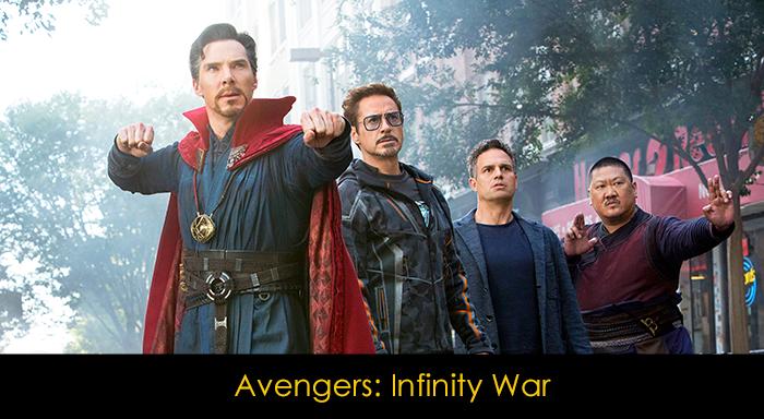 En fazla hasılatlı 10 film - Avengers: Infinity War