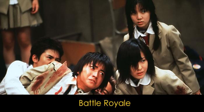 Japon Filmleri - Battle Royale